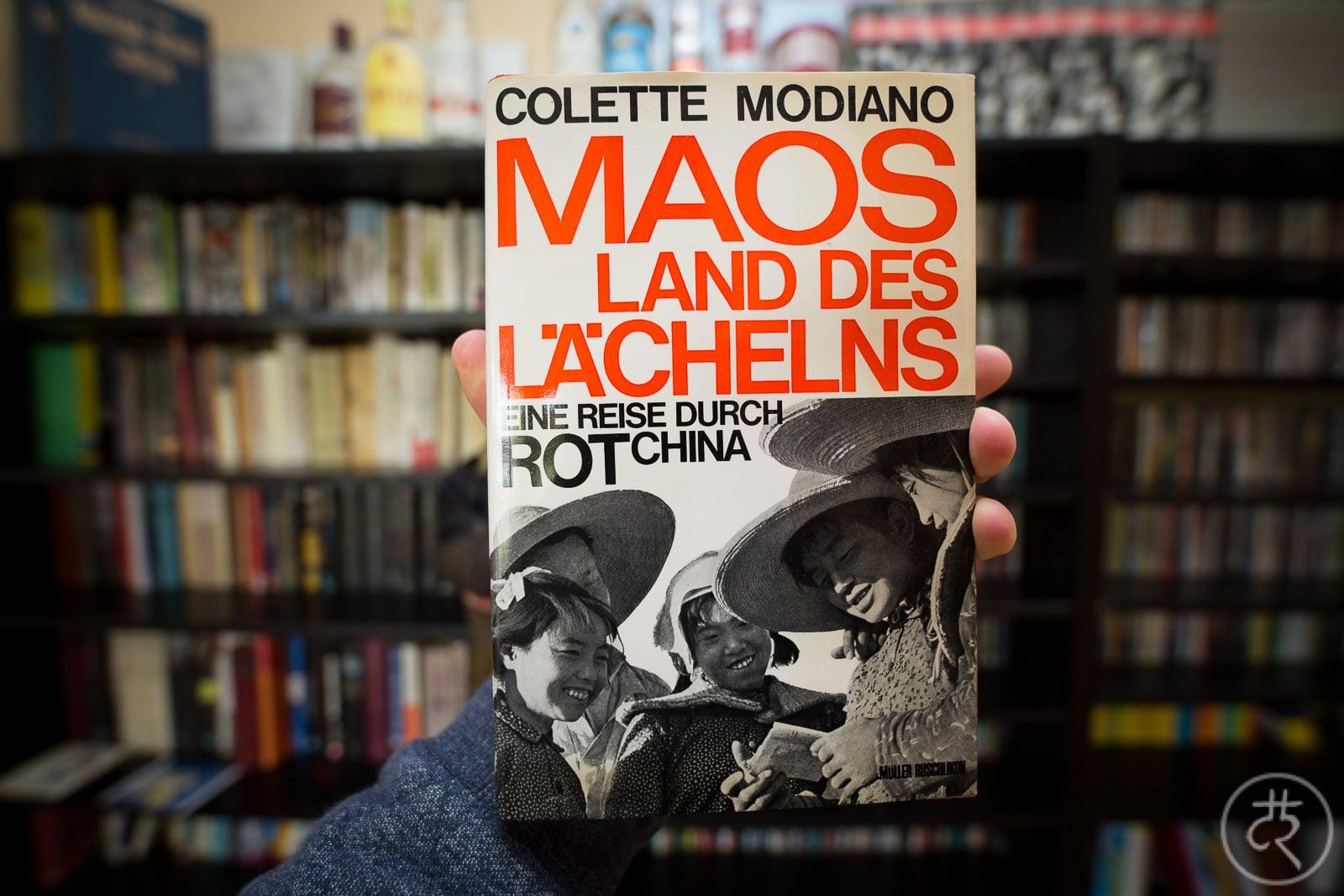 """Colette Modiano's """"Twenty Snobs and Mao"""""""