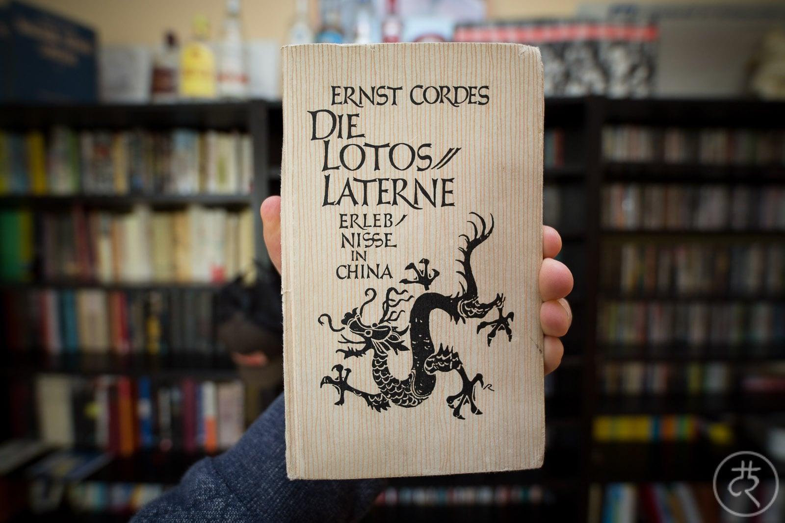 """Ernst Cordes' """"The Lotus Lantern"""""""