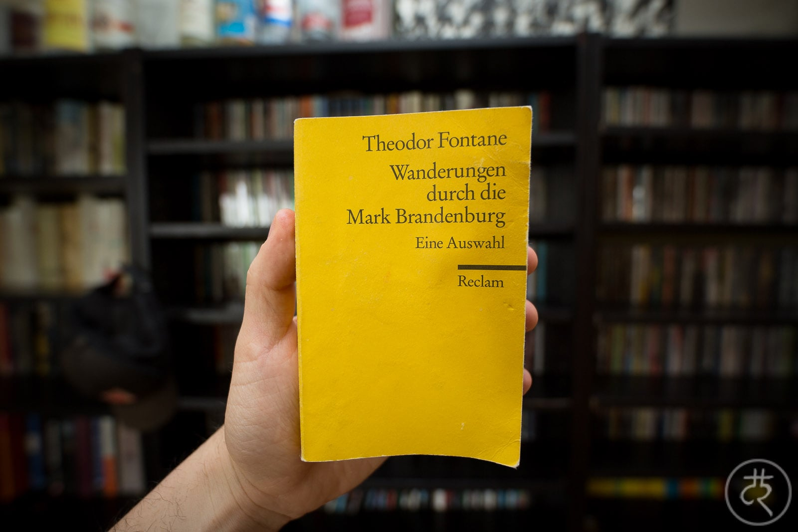 "Theodor Fontane's ""Walking Tours Through The Mark Of Brandenburg"""