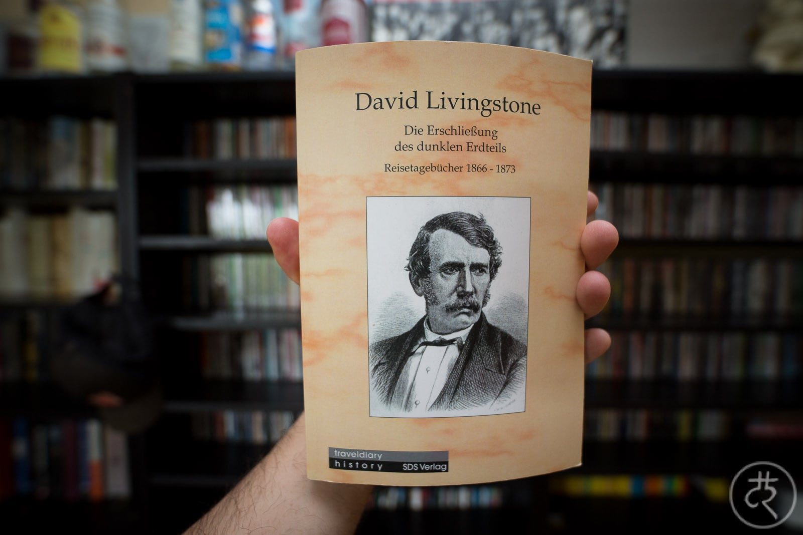 "David Livingstone's ""Travel Diaries"""