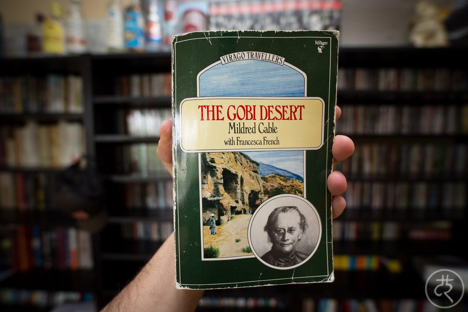 """Mildred Cable's """"The Gobi Desert"""""""
