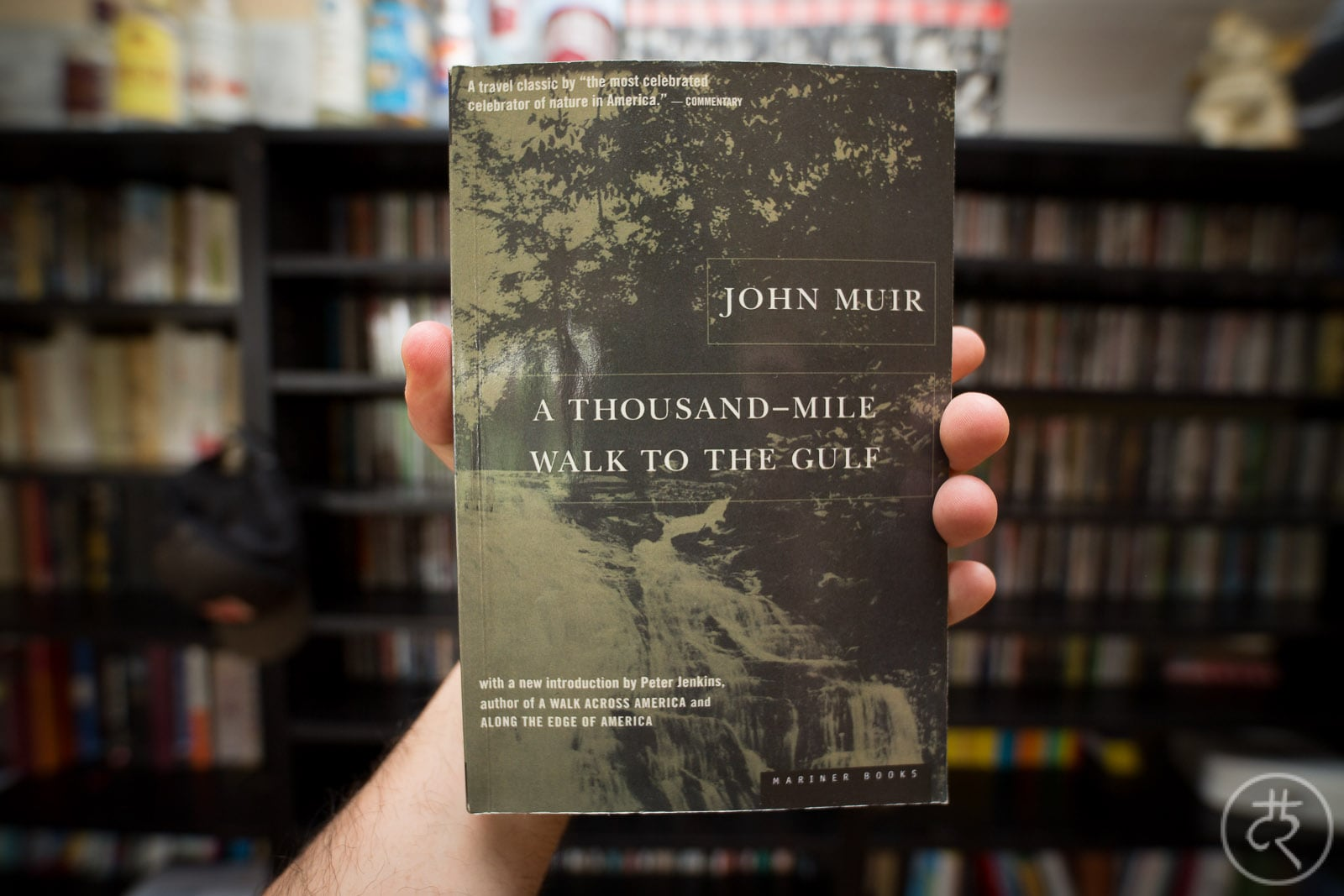 "John Muir's ""A Thousand-mile Walk To The Gulf"""