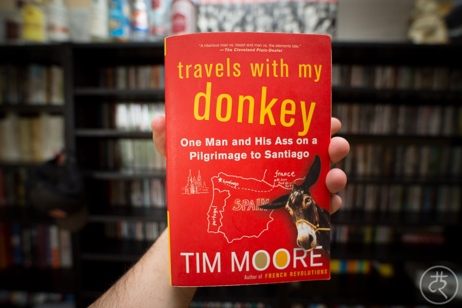 "Tim Moore's ""Travels With My Donkey"""