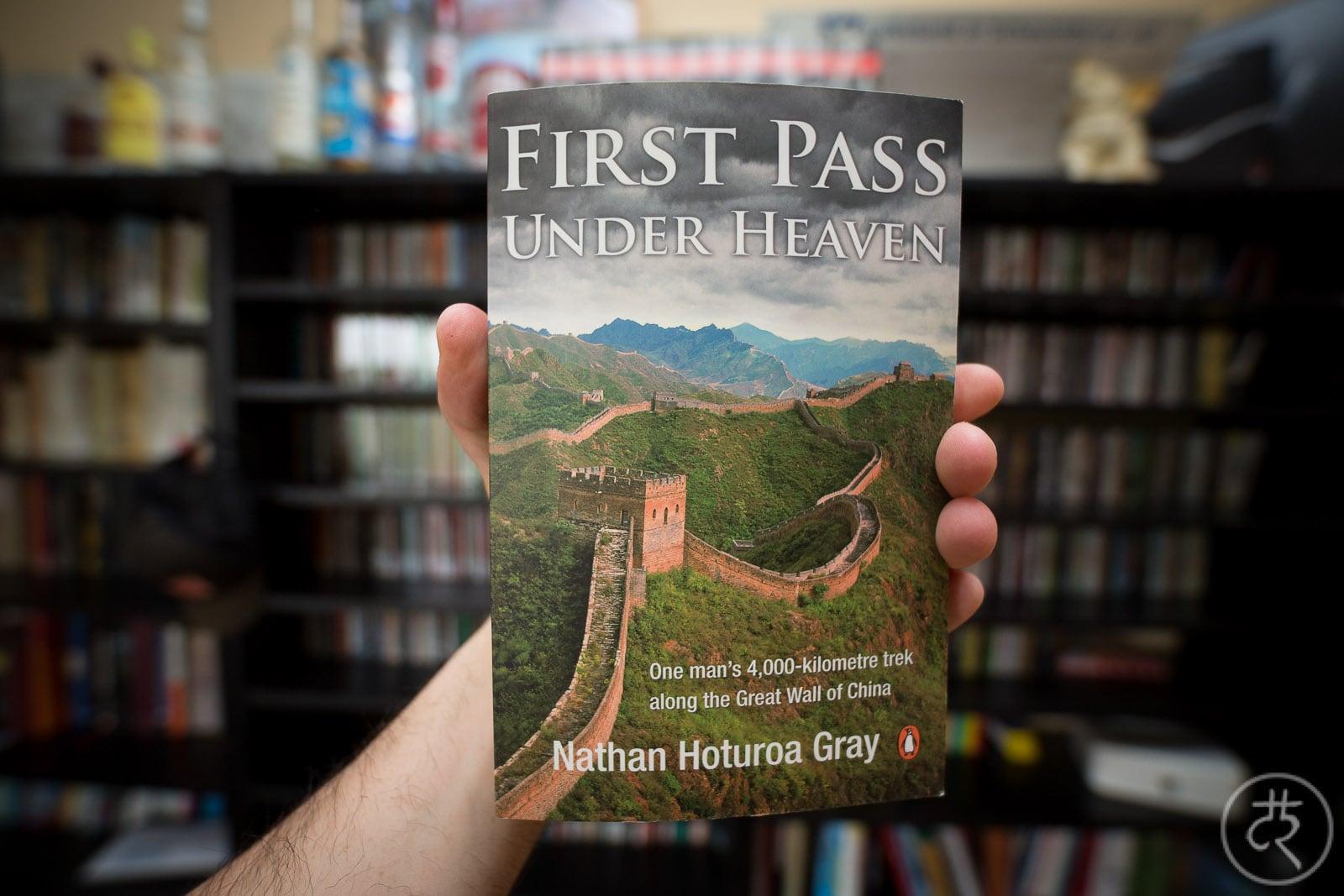 "Nathan Hoturoa Gray's ""First Pass Under Heaven"""