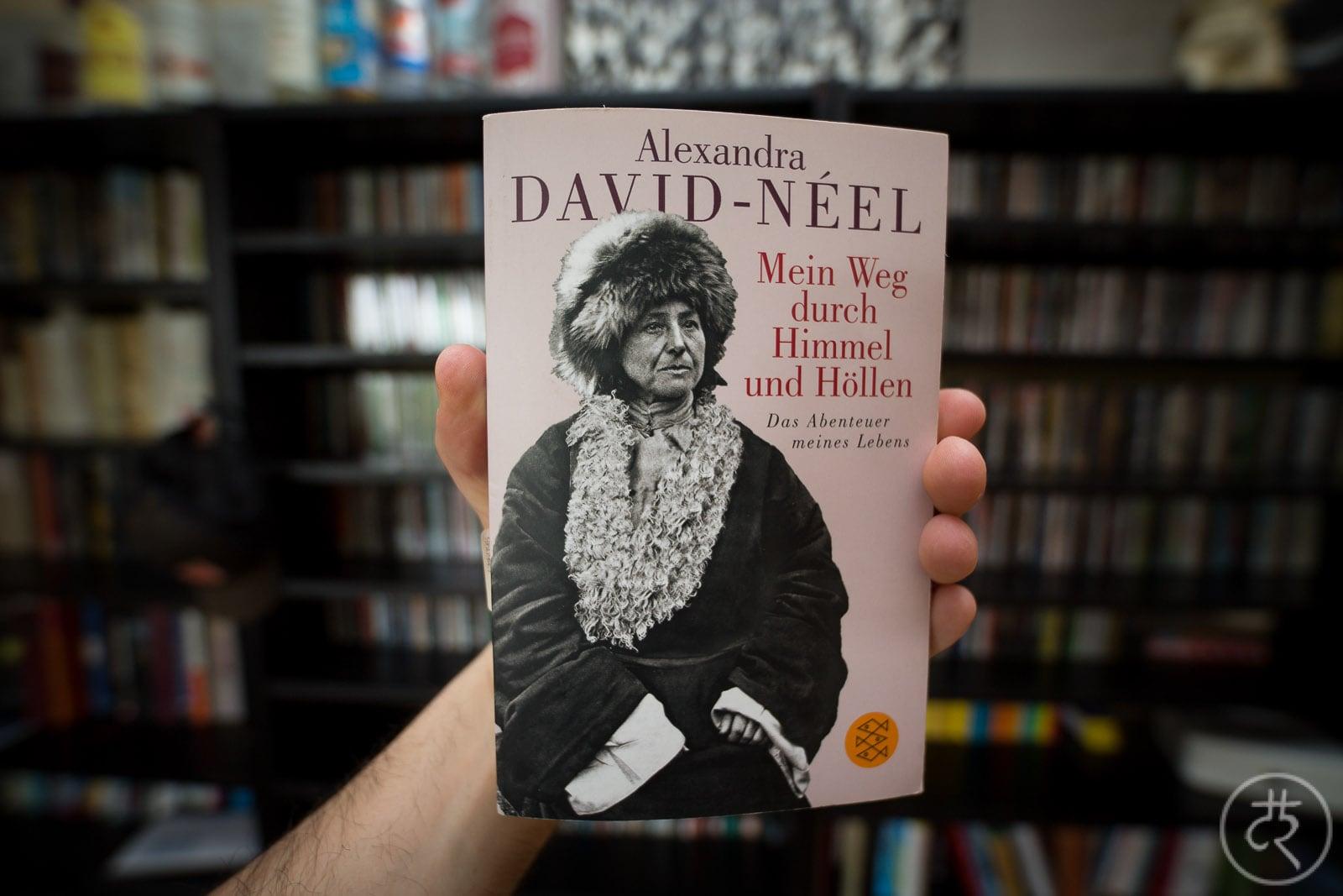 "Alexandra David-Néel's ""My Journey to Lhasa"""