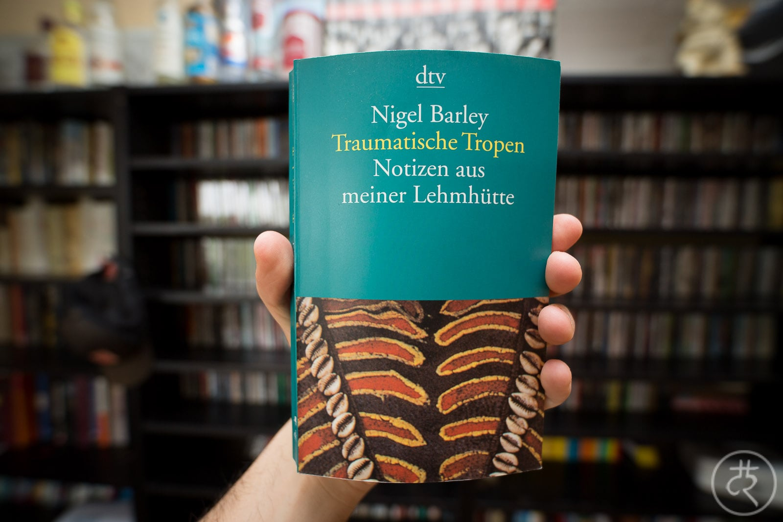 "Nigel Barley's ""The Innocent Anthropologist"""