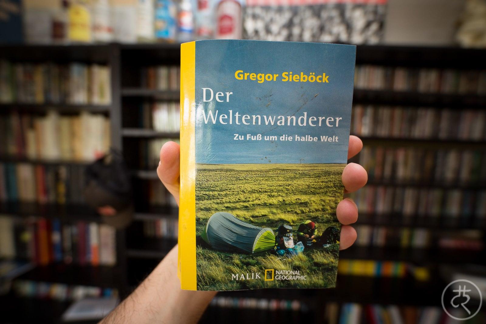 """Gregor Sieböck's """"Wanderer Of Worlds"""""""