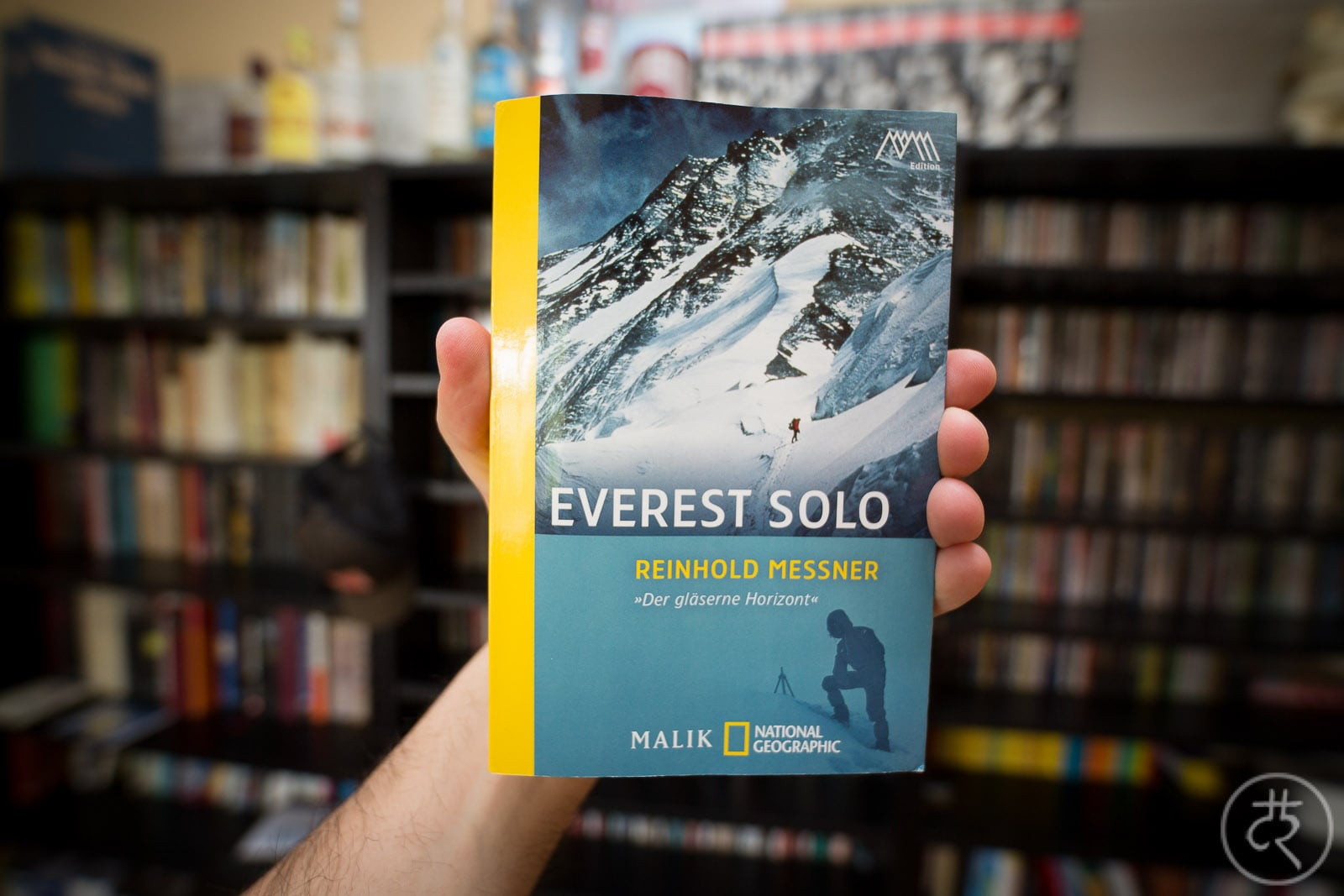 "Reinhold Messner's ""Everest Solo"""