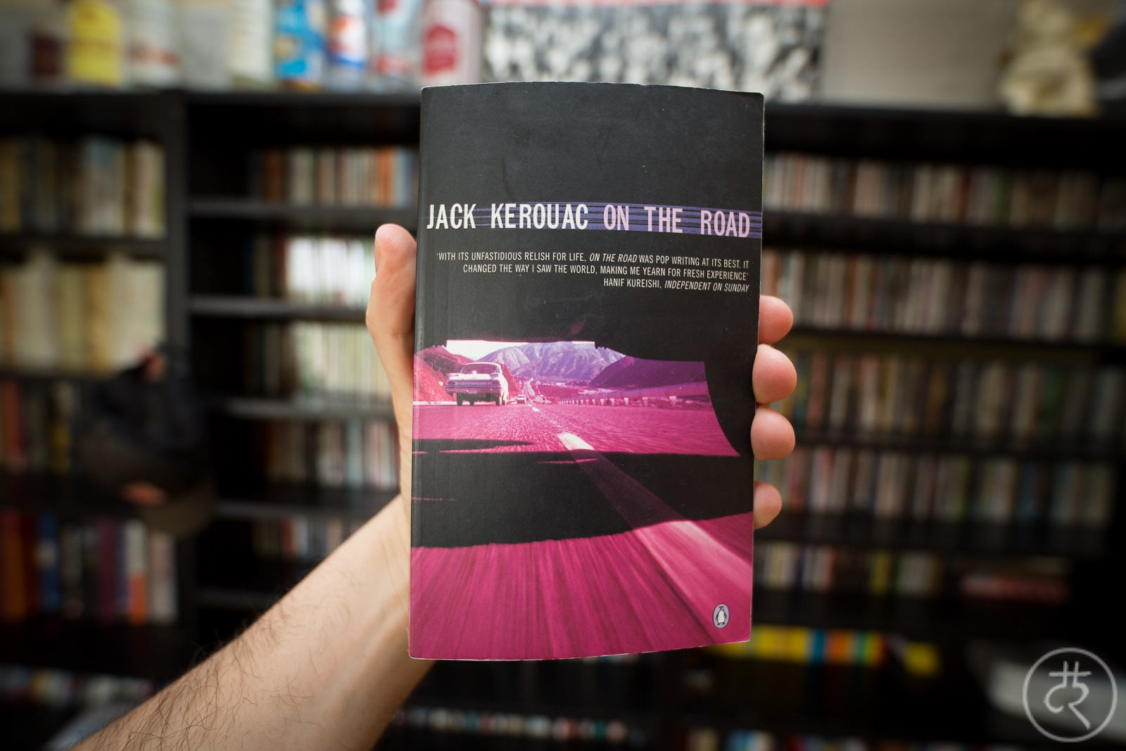 "Jack Kerouac's ""On The Road"""