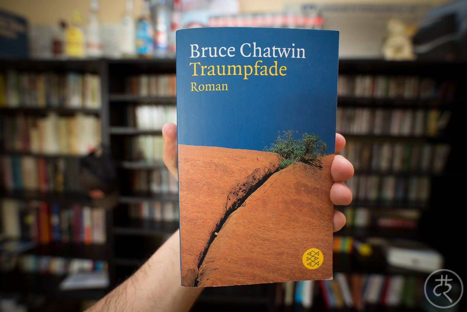 "Bruce Chatwin's ""Songlines"""