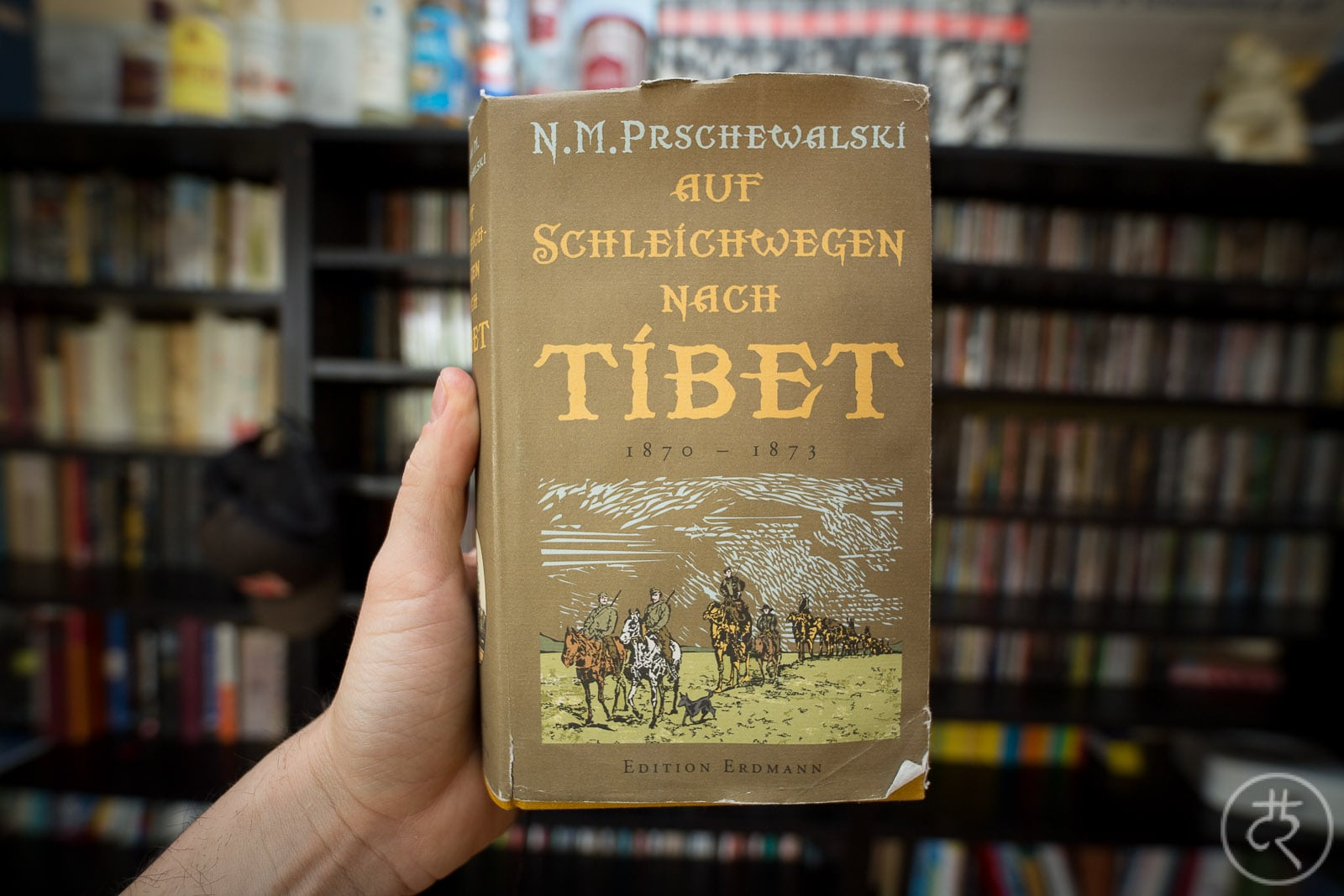 "Nikolai Mikhaylovich Przhevalsky's ""Mongolia and the Land of the Tanguts"""