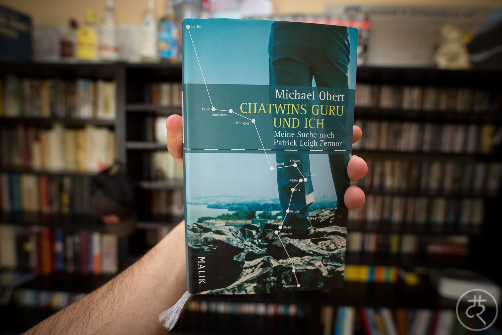 "Michael Olbert's ""Chatwin's Guru And Me"""