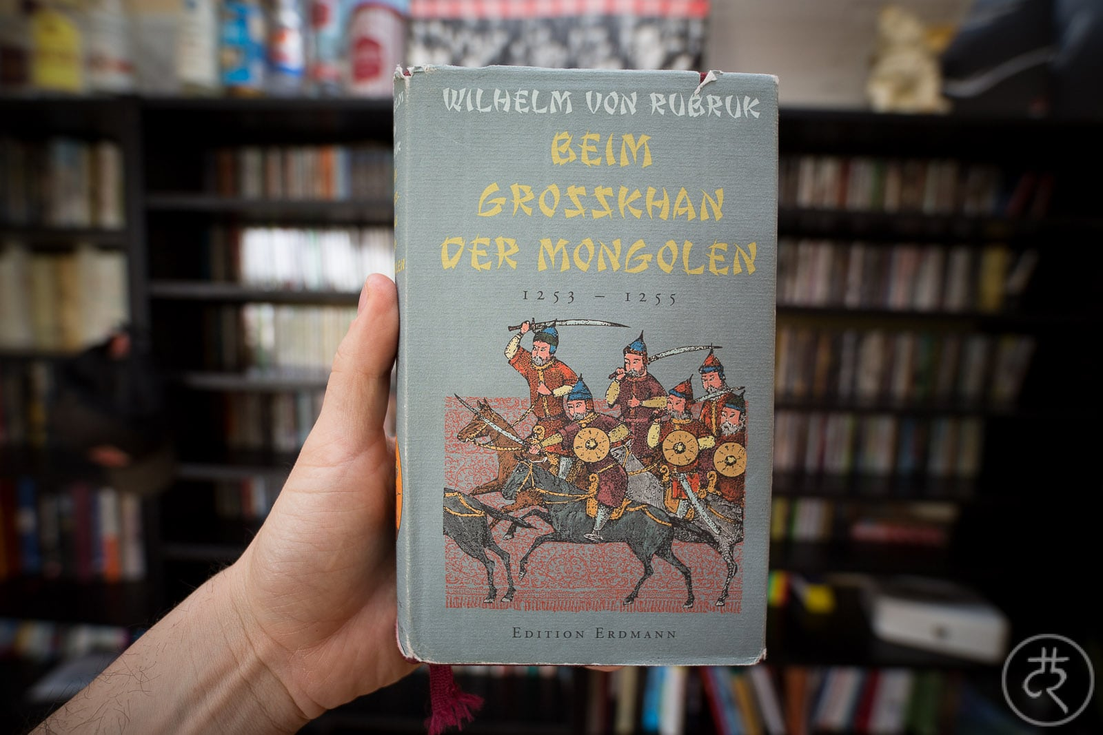 "Guillaume de Rubrouck's ""Account of the Mongols"""