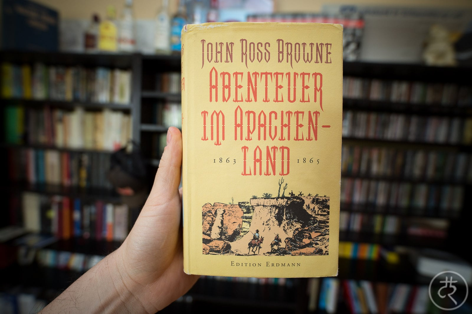"John Ross Browne's ""Adventures in the Apache Country"""