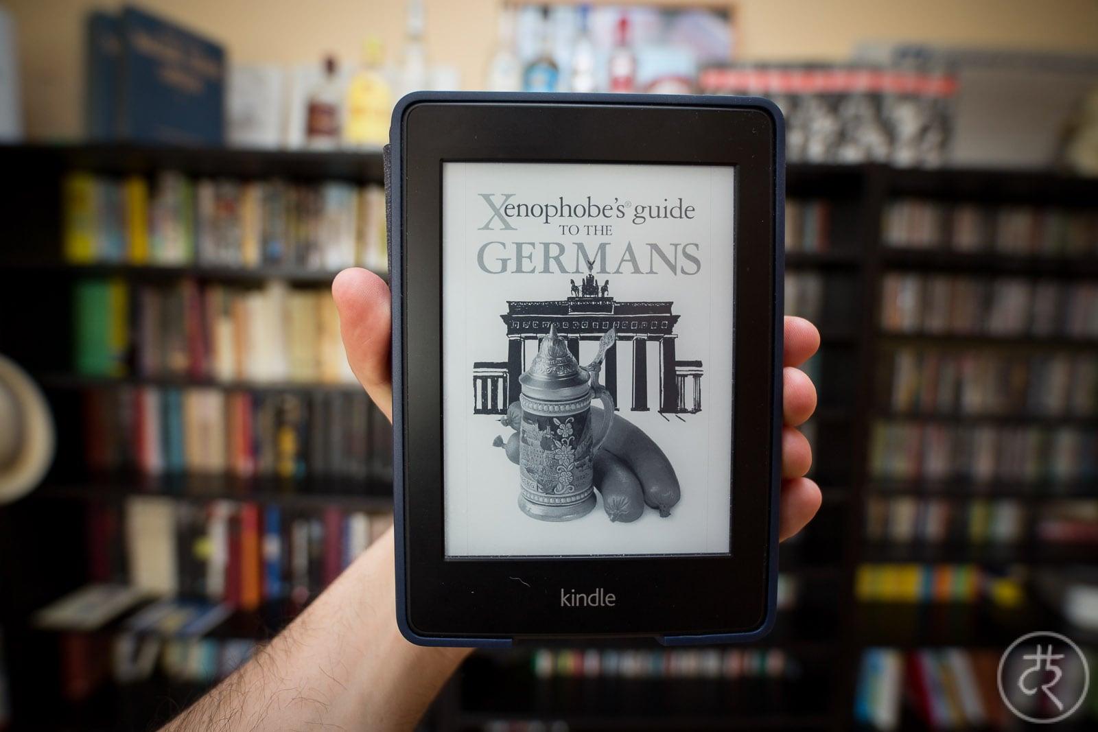 """Stefan Zeidenitz & Ben Barkow's """"Xenophobe's Guide To the Germans"""""""
