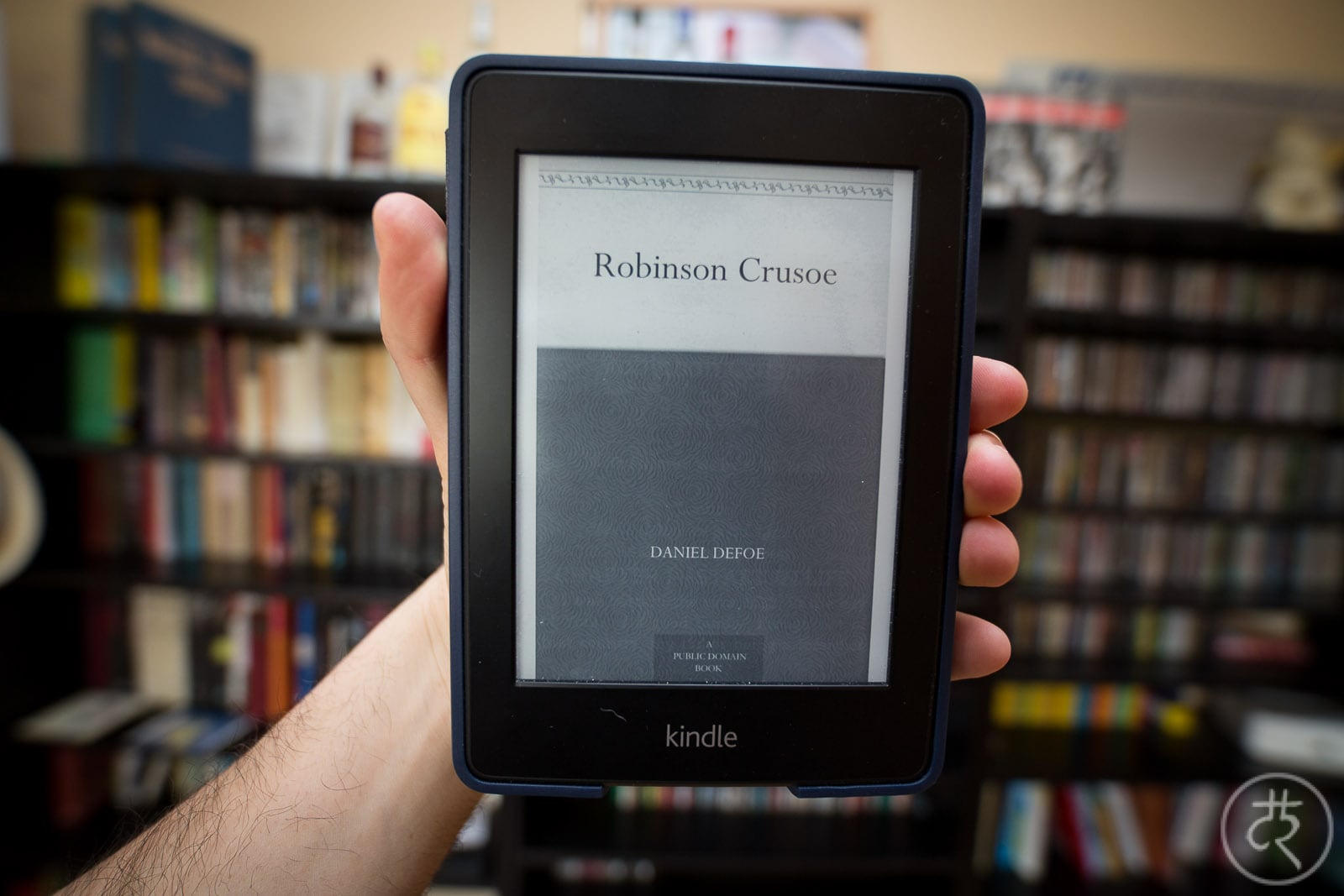 "Daniel Defoe's ""Robinson Crusoe"""
