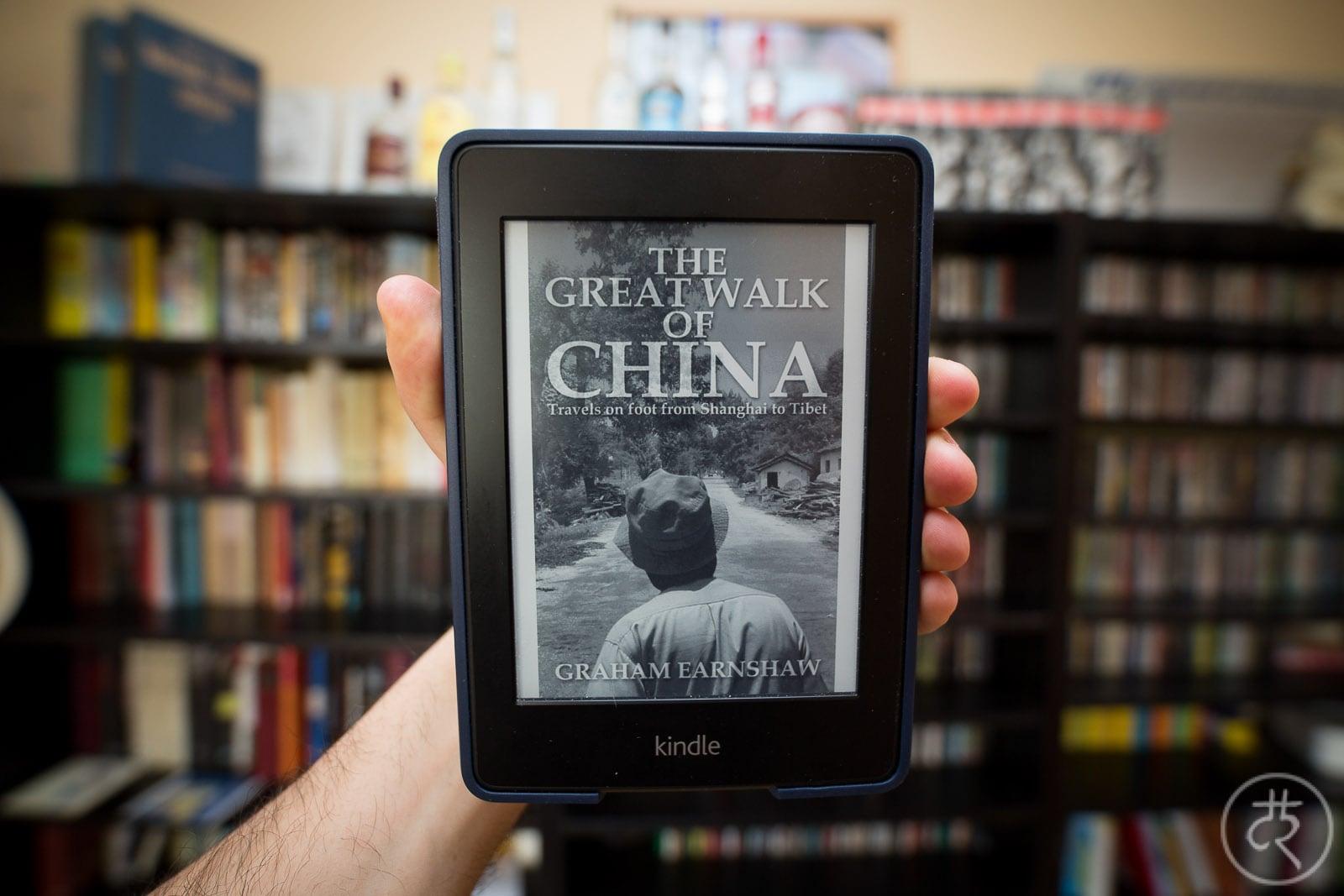 "Graham Earnshaw's ""The Great Walk of China"""