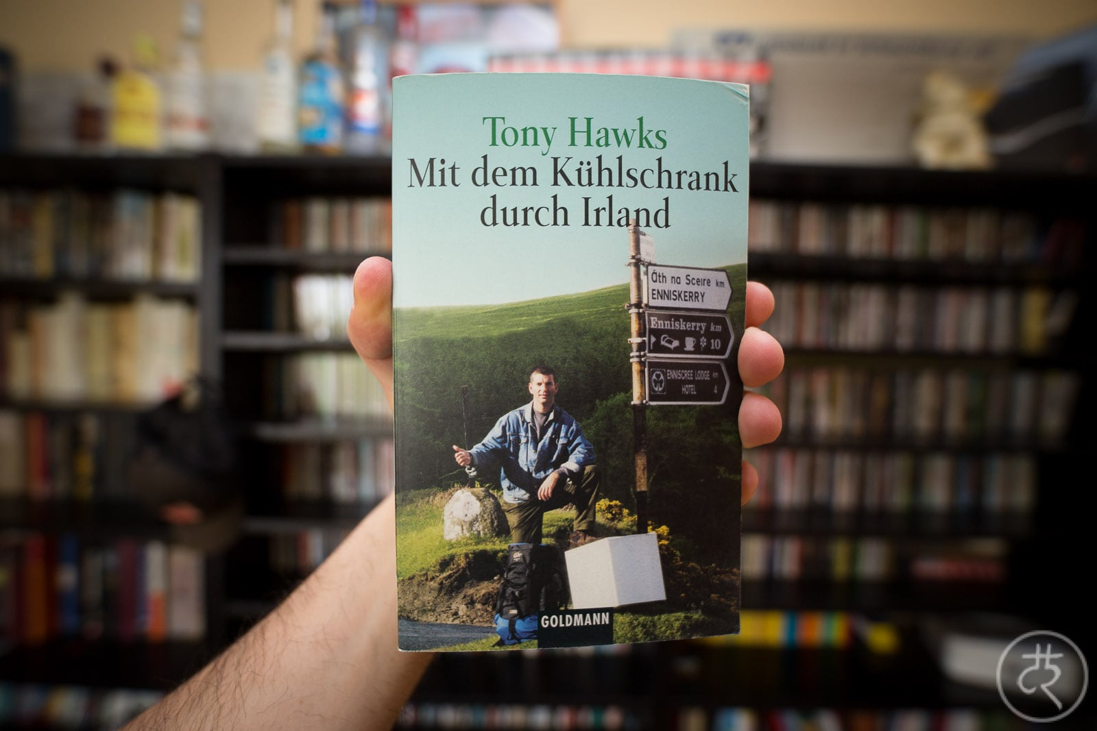 "Tony Hawks' ""Round Ireland With A Fridge"""