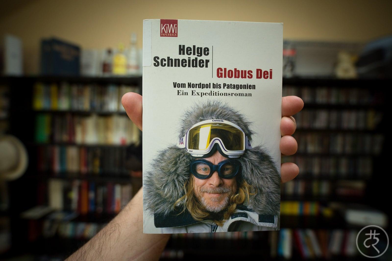 """Helge Schneider's """"Globus Dei"""""""
