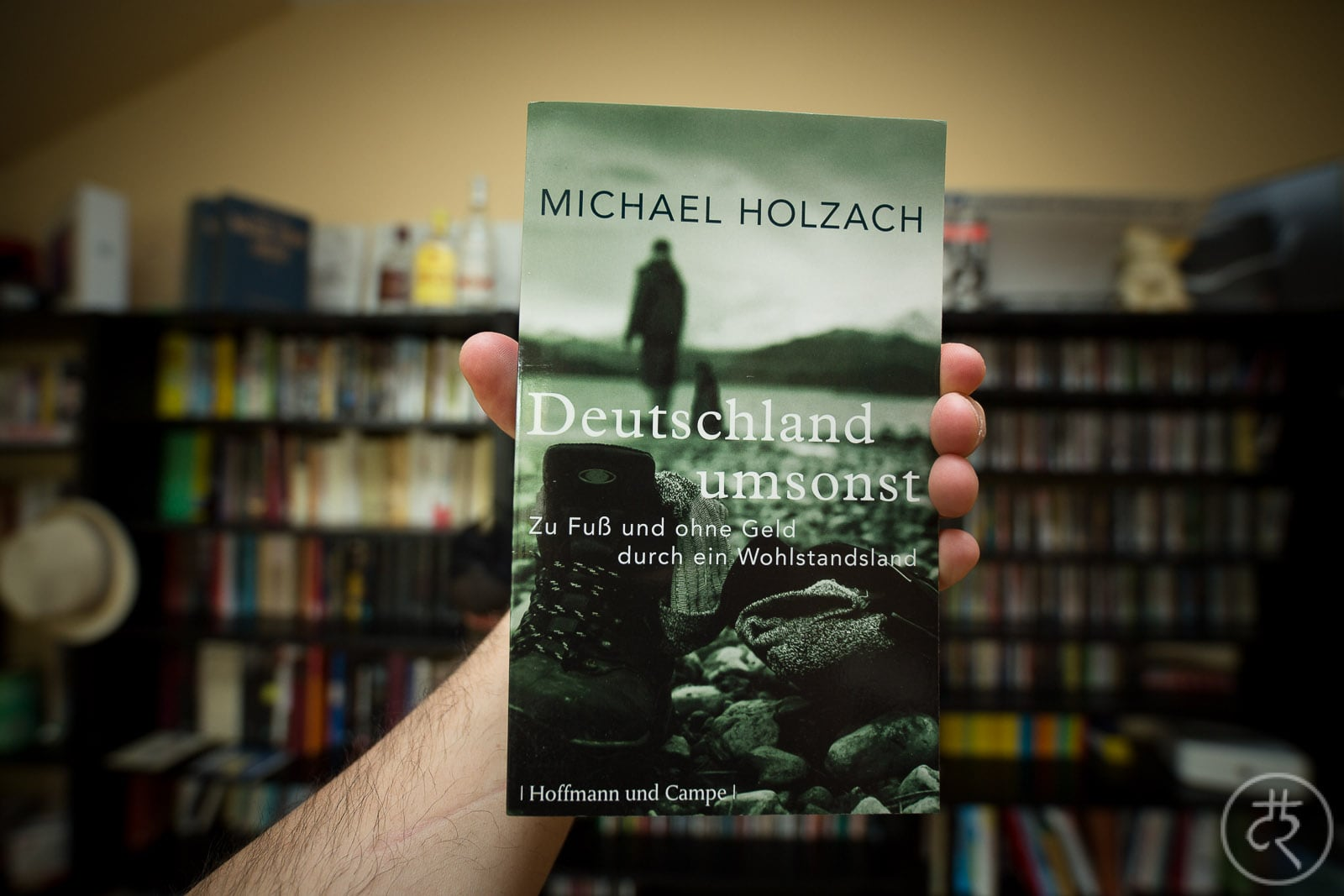"Michael Holzach's ""Germany For Free"""