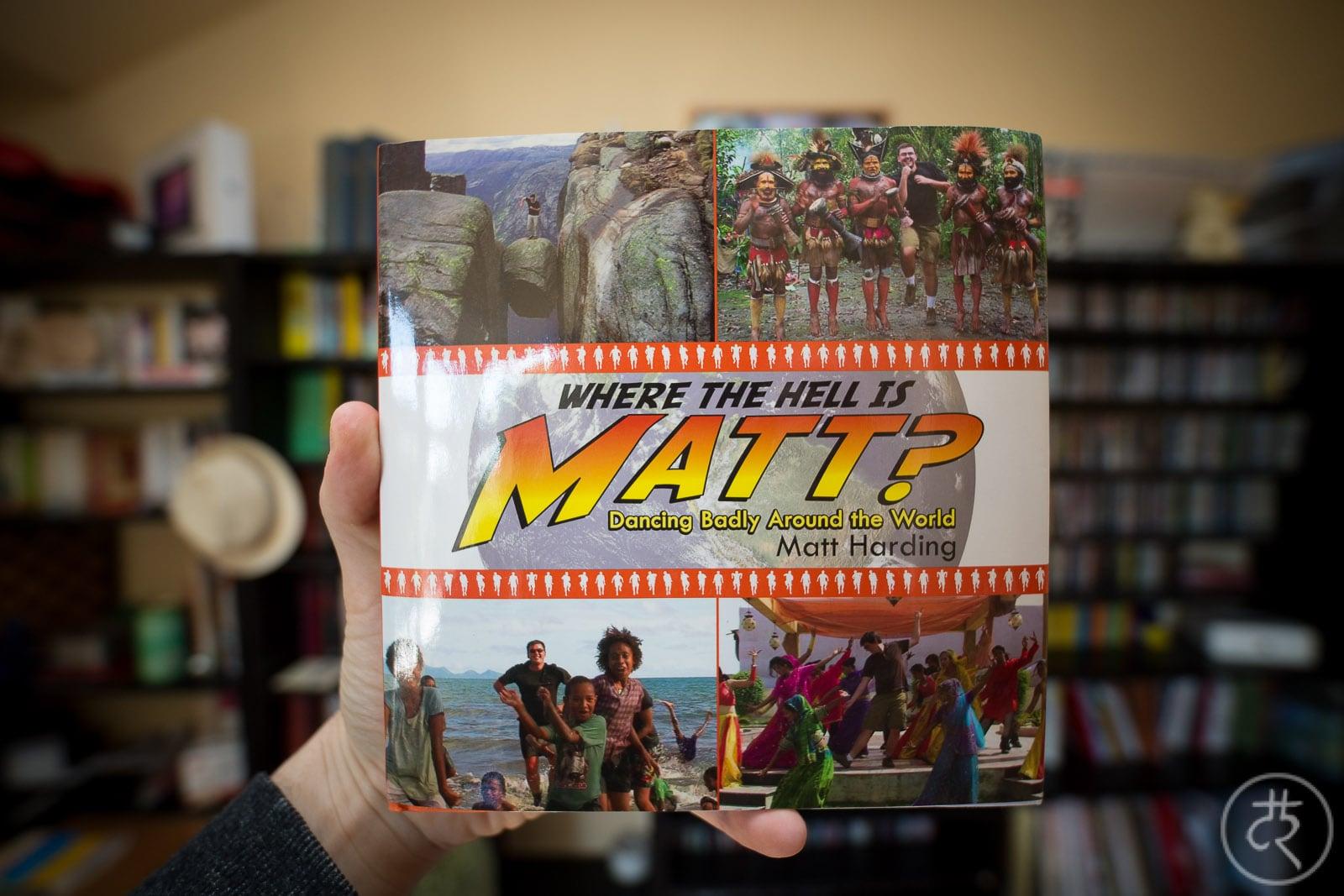 """Matt Harding's """"Where The Hell Is Matt?"""""""