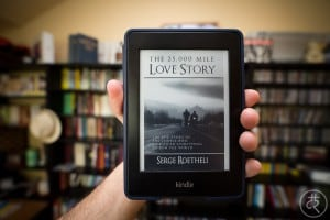 "Serge Roetheli's - ""The 25,000 Mile Love Story"""