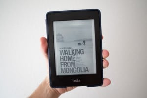"Rob Lilwall's ""Walking Home From Mongolia"""