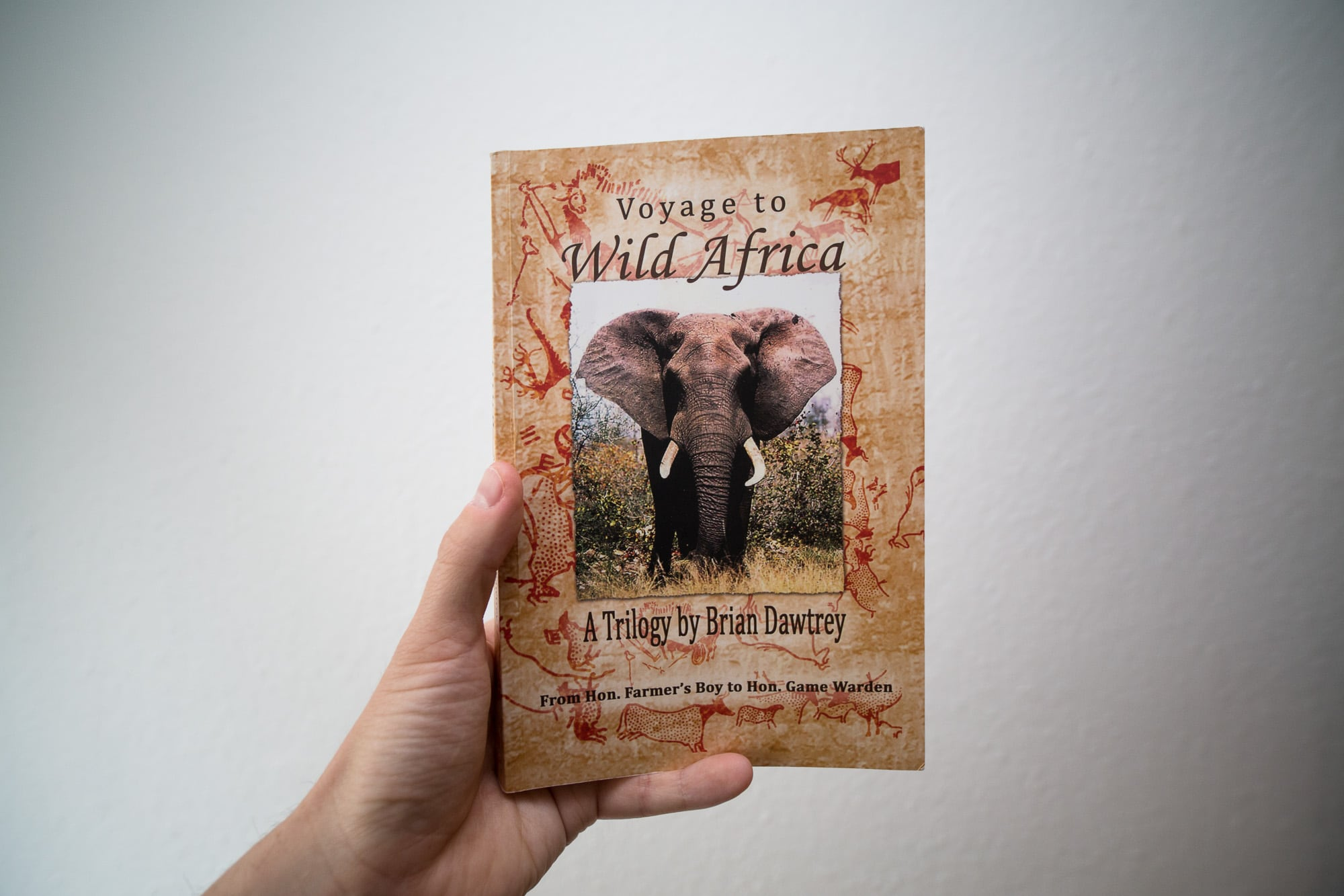 """Brian Dawtrey's """"Voyage To Wild Africa"""""""