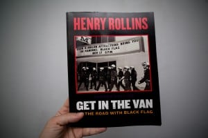 "Henry Rollins - ""Get In The Van"""
